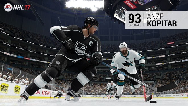 NHL 17 Screenshot #148 for PS4