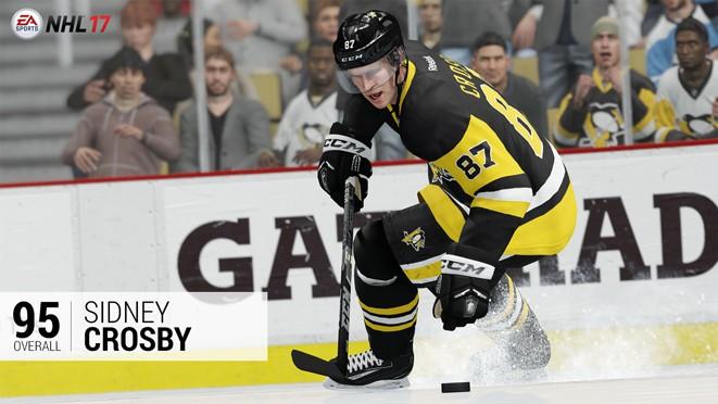 NHL 17 Screenshot #151 for PS4