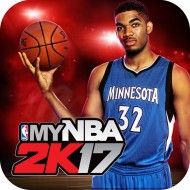 MyNBA2K17 screenshot #1 for iOS - Click to view