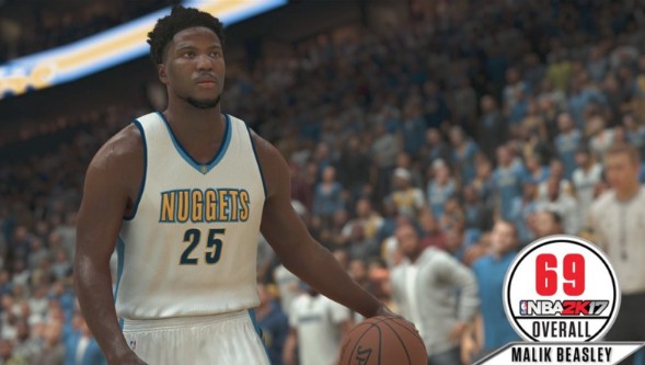 NBA 2K17 Screenshot #167 for PS4