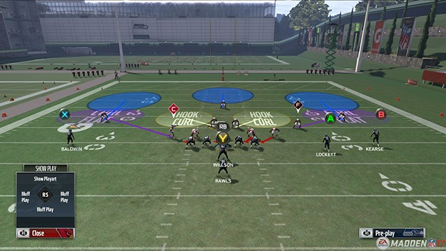 Madden NFL 17 Screenshot #350 for PS4