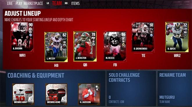 Madden NFL 17 Screenshot #361 for PS4