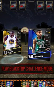 MyNBA2K17 screenshot #5 for iOS - Click to view