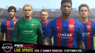 PES 2017 screenshot #64 for PS4 - Click to view