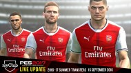 PES 2017 screenshot #65 for PS4 - Click to view