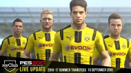PES 2017 screenshot #66 for PS4 - Click to view