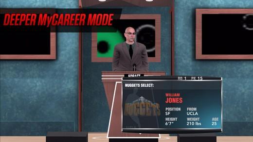 NBA 2K17 Mobile Screenshot #1 for iOS