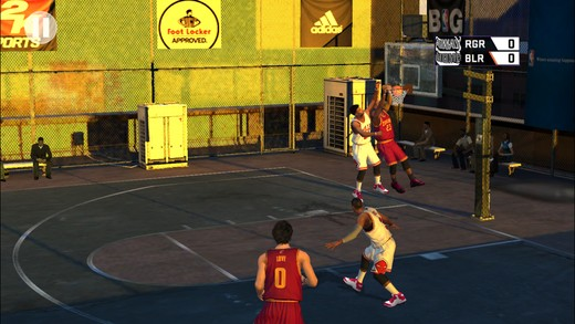 NBA 2K17 Mobile Screenshot #4 for iOS