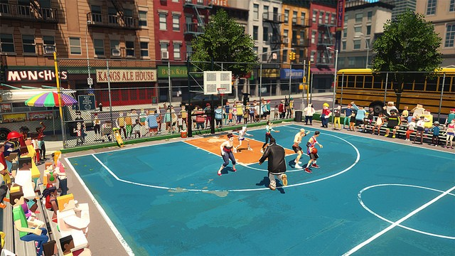 3on3 FreeStyle Screenshot #7 for PS4