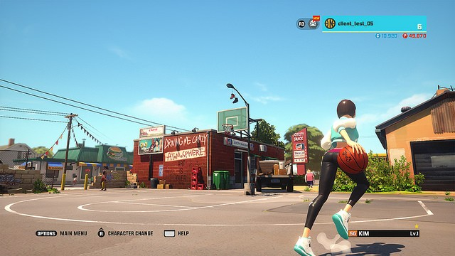 3on3 FreeStyle Screenshot #8 for PS4