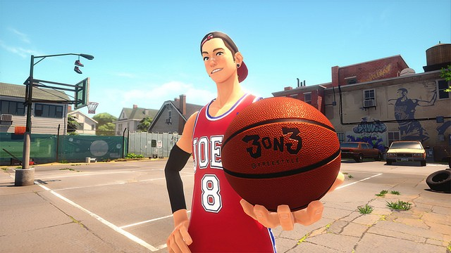3on3 FreeStyle Screenshot #12 for PS4