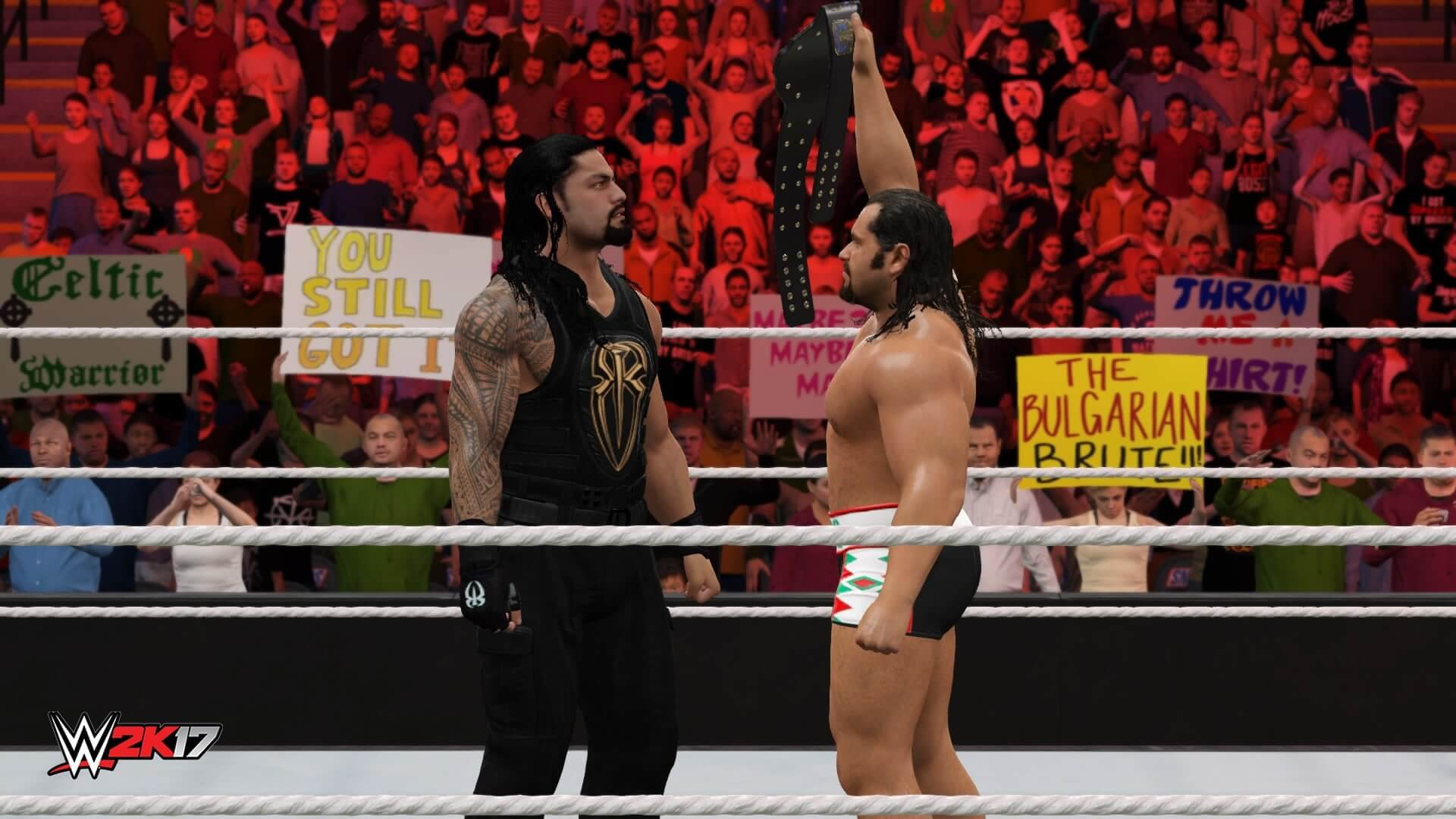 Wwe 2k17 Patch 1 04 Arrives Today Full Details Here Operation Sports