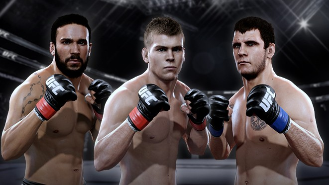 EA Sports UFC 2 Screenshot #103 for PS4