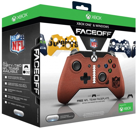 NFL Faceoff Controller Screenshot #2 for Xbox One