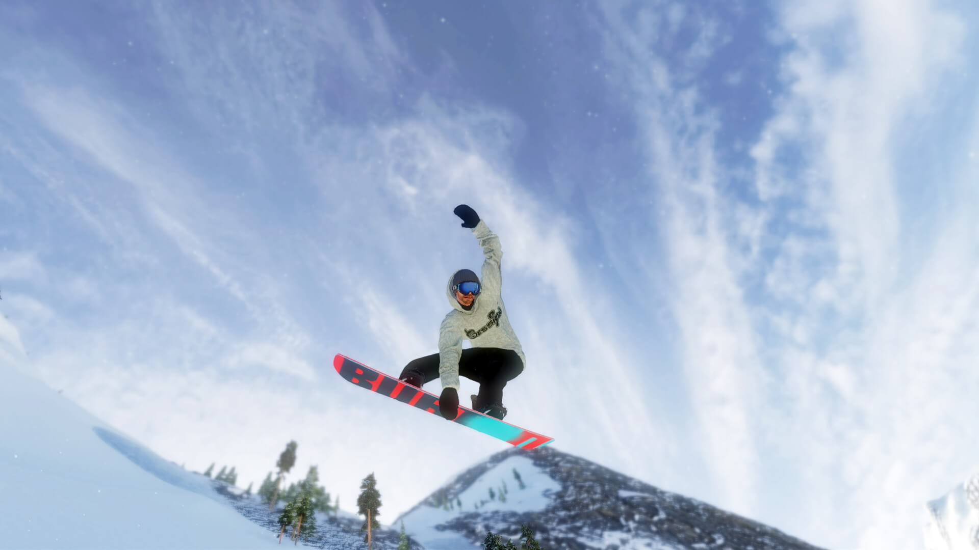 Mark McMorris Infinite Air Patch Available Now For Xbox One, PS4, PC