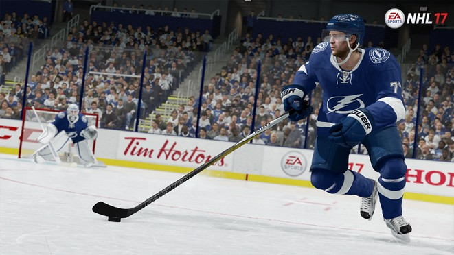 NHL 17 Screenshot #169 for PS4