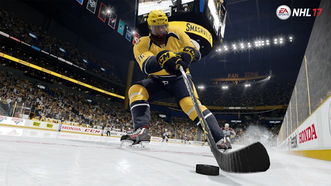 NHL 17 Screenshot #170 for PS4