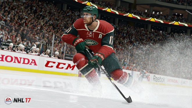 NHL 17 Screenshot #171 for PS4