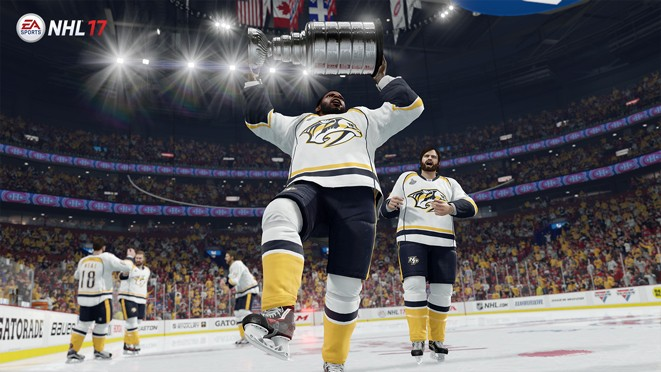 NHL 17 Screenshot #175 for PS4