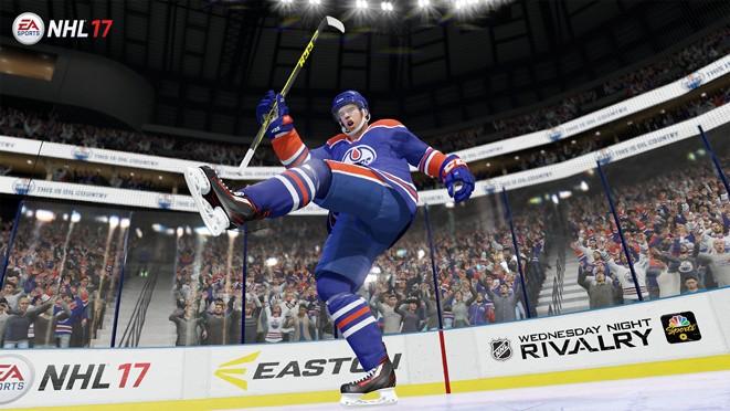 NHL 17 Screenshot #176 for PS4