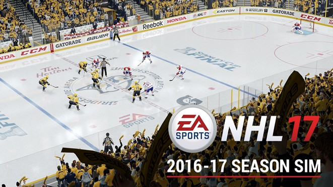 NHL 17 Screenshot #177 for PS4