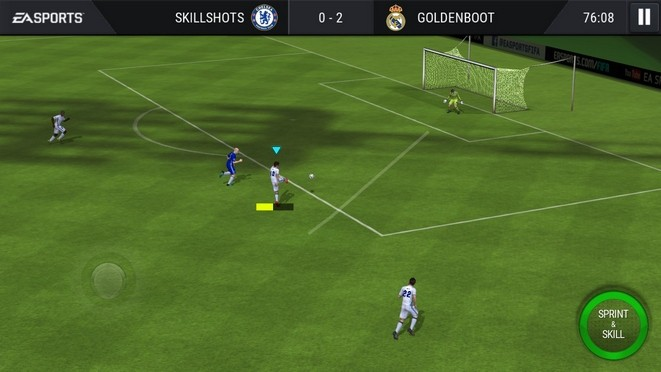 EA Sports FIFA Mobile Screenshot #2 for iOS