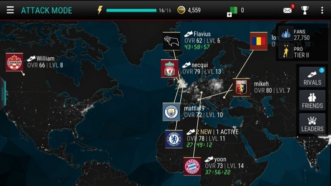 EA Sports FIFA Mobile Screenshot #3 for iOS