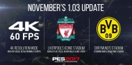 PES 2017 screenshot #76 for PS4 - Click to view