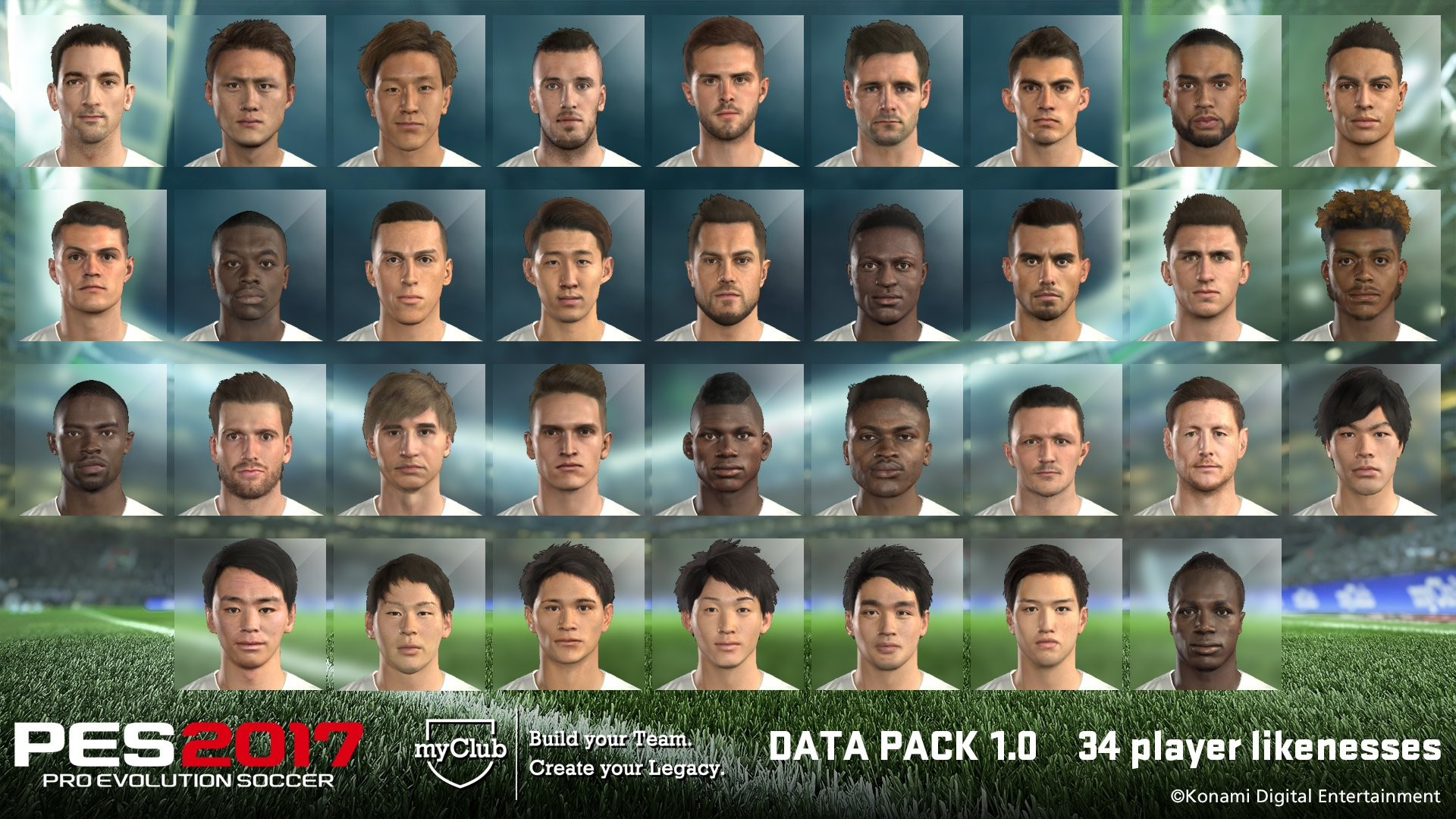 PES 2017 Patch 1 02 & Data Pack 1 Available, Here Are The