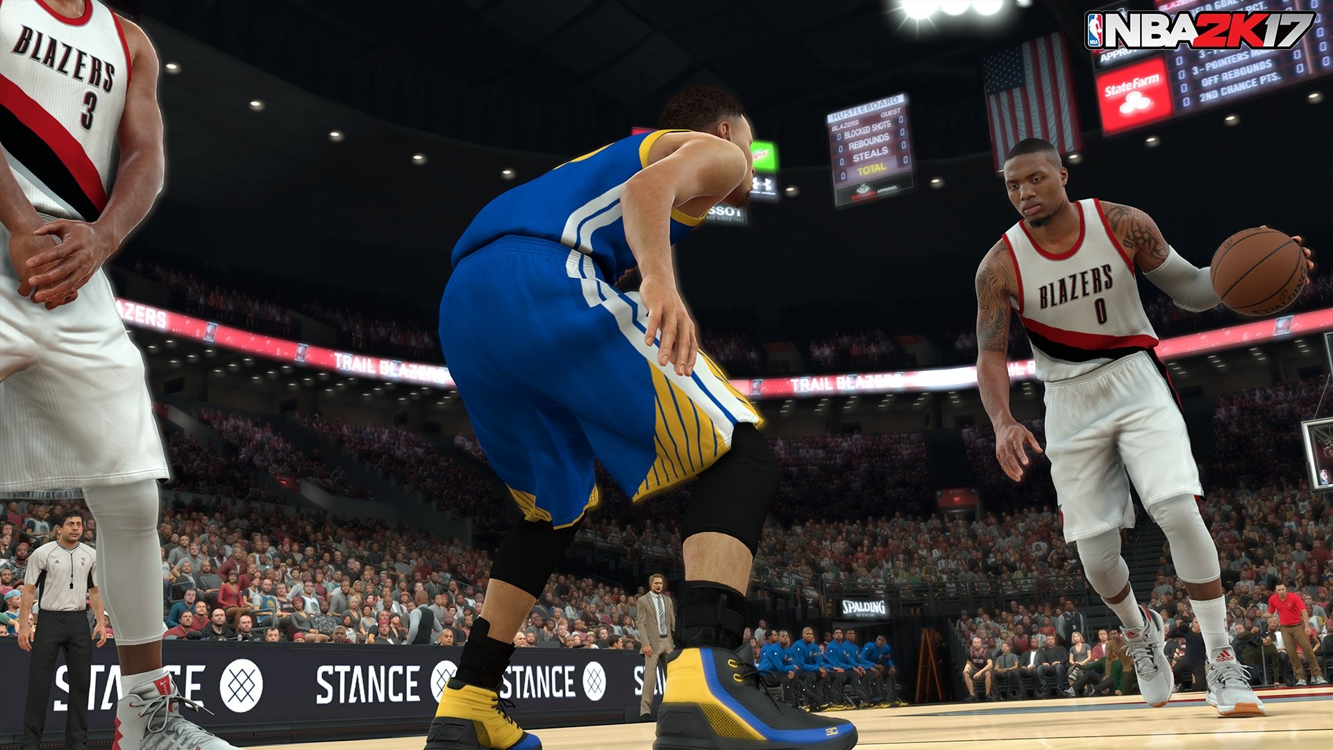 NBA 2K17 Patch 1.07 Available Now For PS4, No Patch Notes Yet…