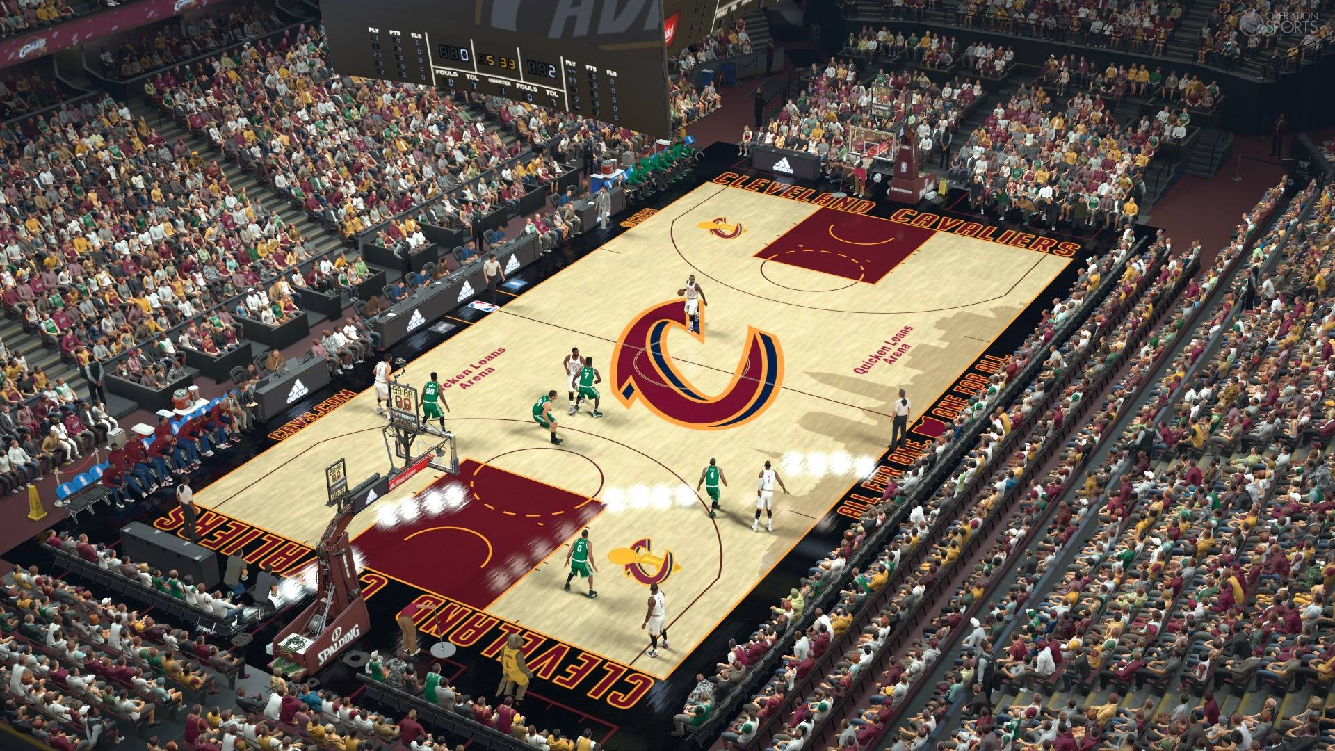 d91a7bad6ee NBA 2K17 Patch 1.05 Available Now