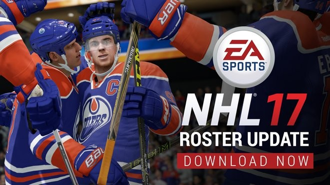 December Nhl 17 Roster Update Available Now Operation Sports Forums