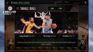 NBA Live Mobile screenshot #8 for iOS - Click to view