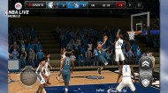 NBA Live Mobile screenshot #9 for iOS - Click to view