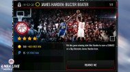 NBA Live Mobile screenshot #11 for iOS - Click to view