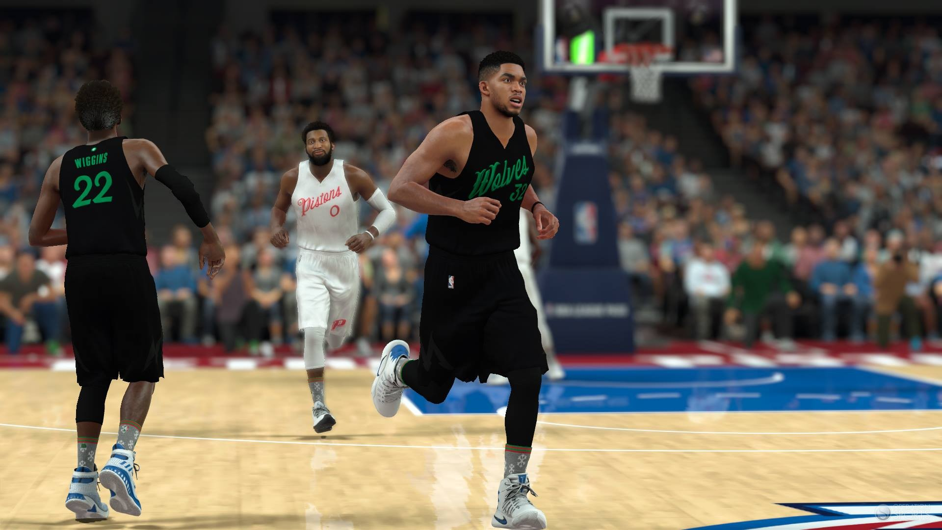 Christmas Uniforms & Socks Available in NBA 2K17 For All 30 Teams ...