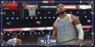 NBA 2K17 screenshot #492 for PS4 - Click to view