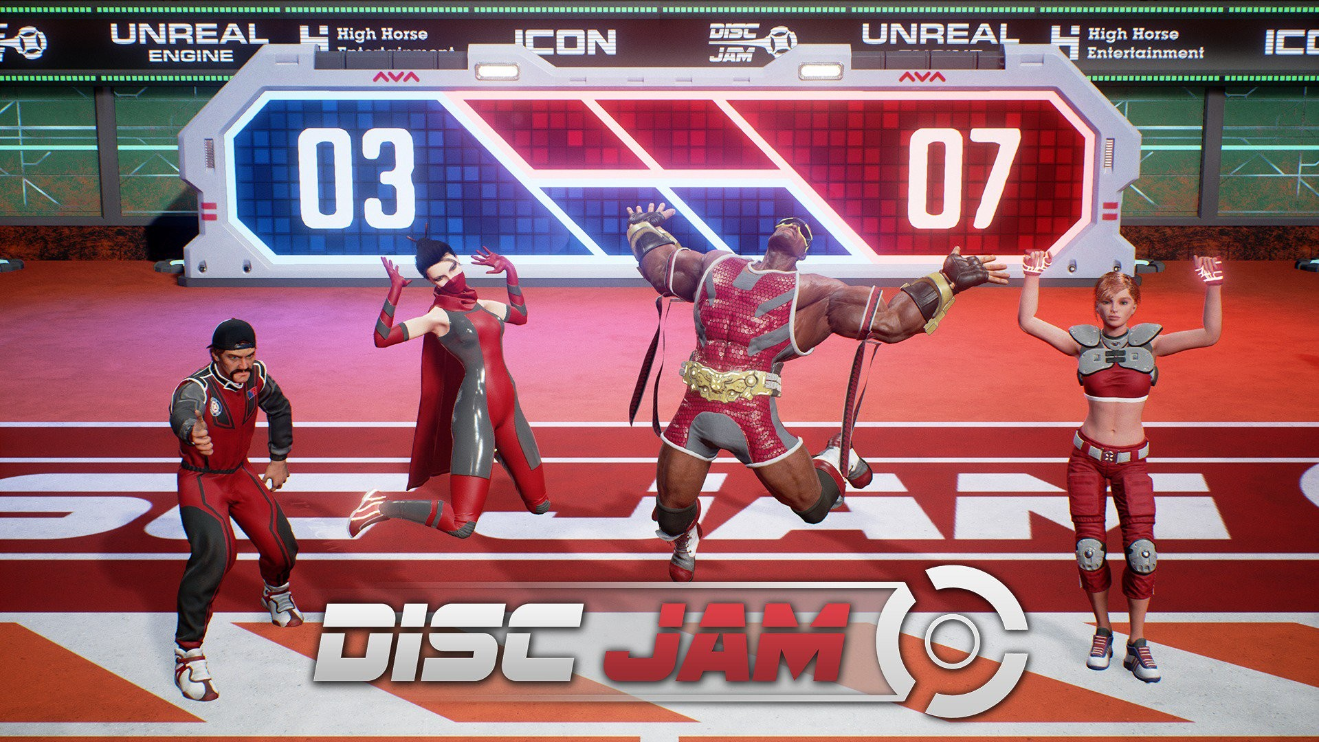 how to get disc jam on ps4