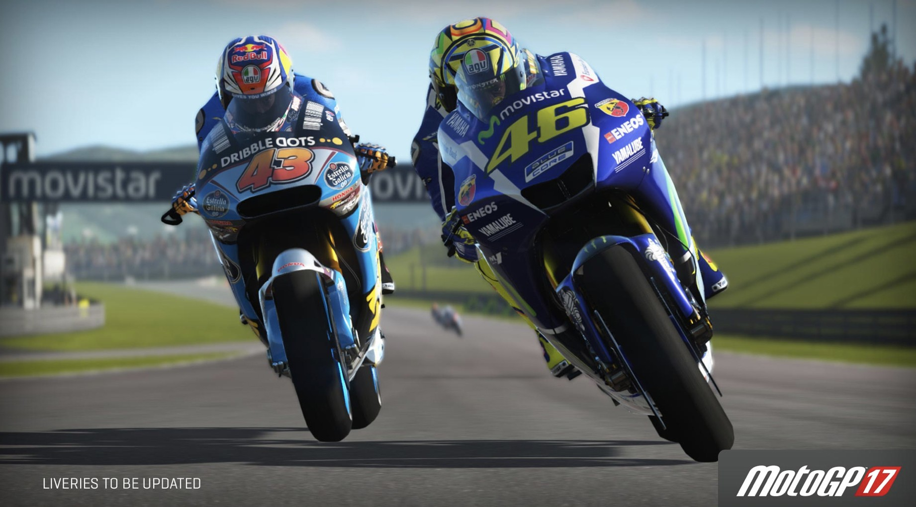 MotoGP 17 Screenshot #20 for PS4 - Operation Sports