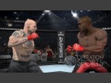 EA Sports MMA Screenshot #5 for PS3 - Click to view