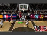 NBA '08 Screenshot #2 for PSP - Click to view