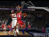 NBA '08 Screenshot #2 for PS2 - Click to view
