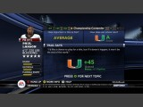NCAA Football 11 Screenshot #32 for Xbox 360 - Click to view