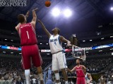 NBA Live 2005 Screenshot #2 for Xbox - Click to view