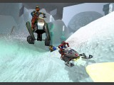 Sled Storm Screenshot #1 for PS2 - Click to view