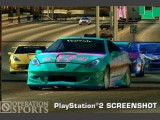 Street Racing Syndicate Screenshot #1 for PS2 - Click to view