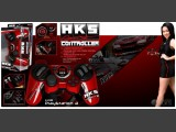 HKS Racing Controller Screenshot #1 for PS3 - Click to view