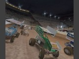 World of Outlaws Sprint Cars 2002 Screenshot #4 for PS2 - Click to view