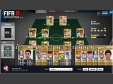FIFA 11 Ultimate Team Screenshot #1 for Xbox 360 - Click to view