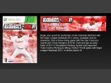 Major League Baseball 2K11 Screenshot #64 for Xbox 360 - Click to view